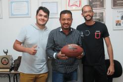 Futebol Americano de volta à Lagoa da Boa Vista