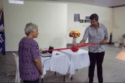 Baldim inaugura Centro de Apoio ao Turista