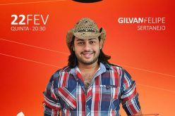 Gilvan Felipe comanda agenda Nero Music desta quinta-feira (22/2)