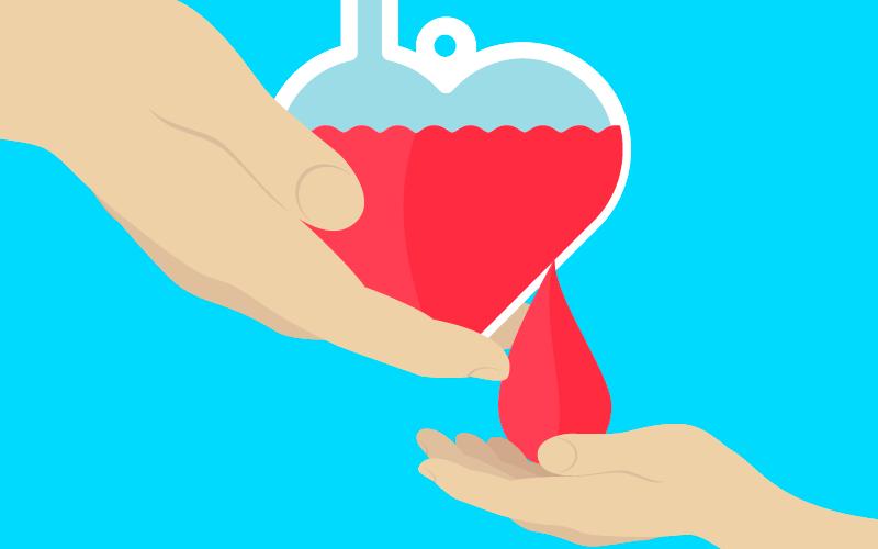 Hemominas terá vacinação contra Febre Amarela para doadores de sangue