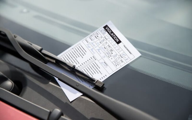 Troque sua multa de velocidade por advertência escrita