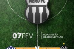 Copa do Brasil na Nero Espeteria