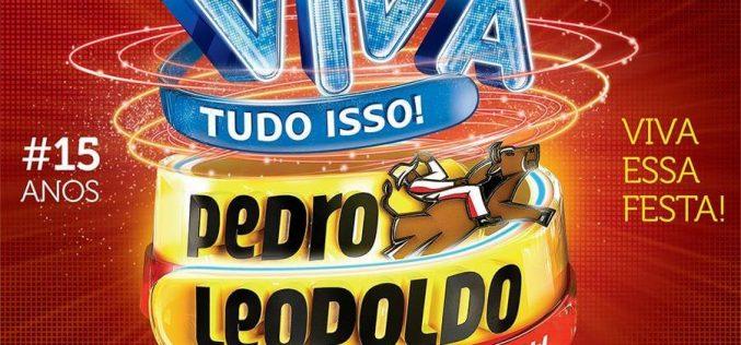 Atrações confirmadas para 15º edição do Pedro Leopoldo Rodeio Show