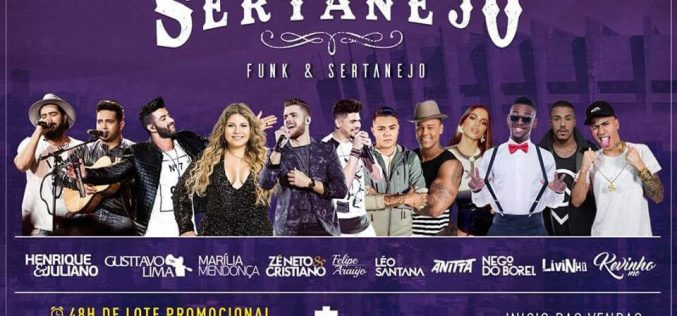 Festival Brasil Sertanejo chega a sua 4ª edição com novidades