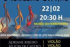 Dezesseis Cordas: Show beneficente acontece nesta quinta-feira (22/02)