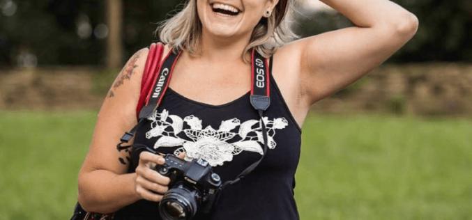 O trabalho dela ajuda mulheres reais a se enxergarem como são: Lindas!