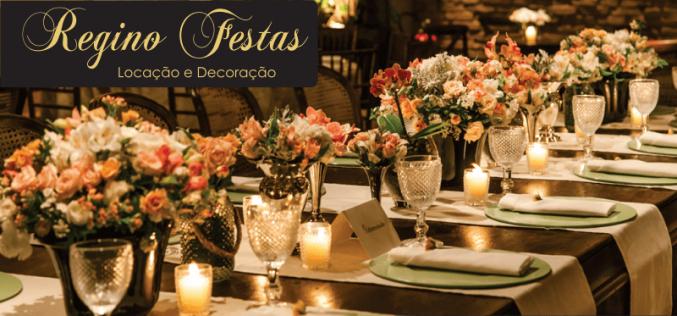 Regino Festas : Locação e decoração para seu evento