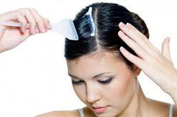 Argila nos cabelos