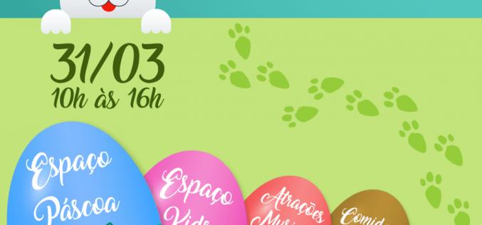 Programação especial de Páscoa compõe a Feira da Família deste sábado