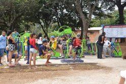 Prefeitura de Sete Lagoas entrega academia no Quintas da Varginha