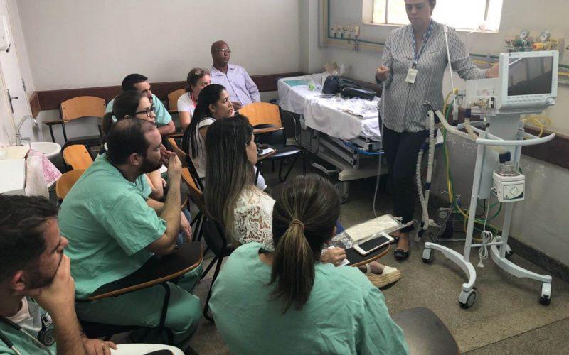 Hospital Municipal recebe equipamentos para urgência e emergência