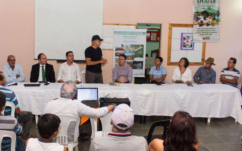 Barraginhas são entregues para a população de Curralinho e Santana de Pirapama