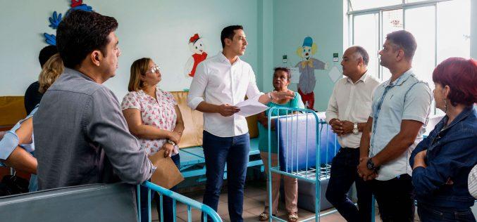 Hospital de Matozinhos receberá recursos do deputado Douglas Melo