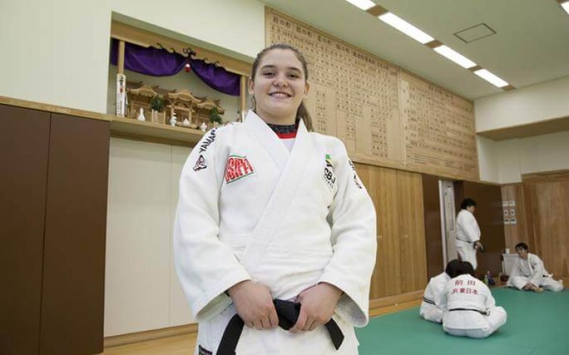 Judoca Ramoni Toledo busca o ouro no Rio de Janeiro