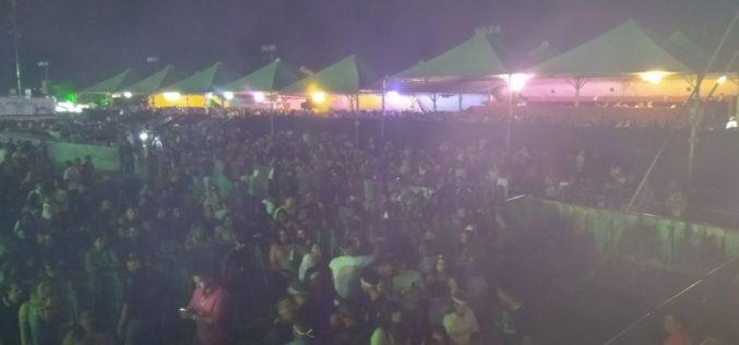 Sete Lagoas Festival: segunda noite de show durou até o sol nascer