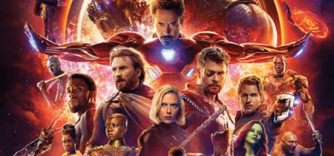 Todos contra Thanos: Vingadores- Guerra Infinita estreia nos cinemas