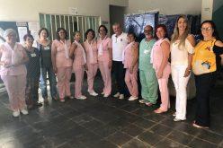 Associação de Voluntárias doa colchões para Hospital Municipal