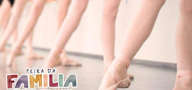 Dia Internacional da dança é comemorado na Feira da Família