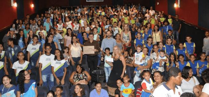 Gincana do Meio Ambiente da Prefeitura reúne 8.200 alunos da rede municipal
