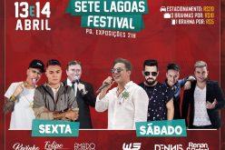 Sete Lagoas Festival: Classificação etária divulgada