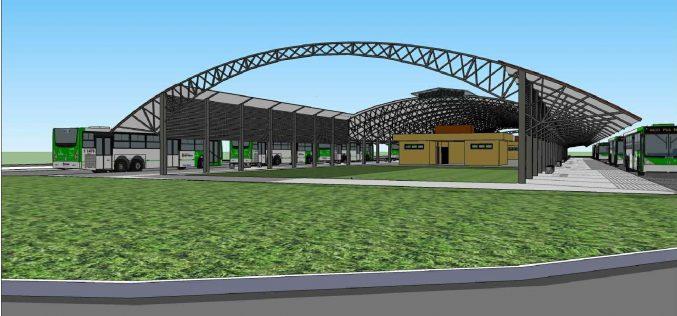 Prefeitura vai construir moderna cobertura do Terminal Urbano