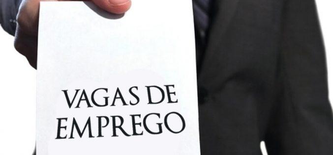 UAI/SINE: VAGAS DE EMPREGO 13/12/18