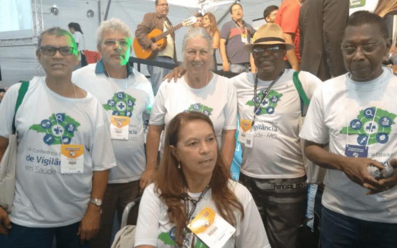 Vigilância Sanitária participou de conferência nacional