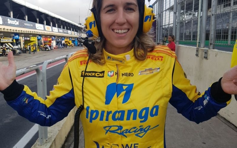 Bia Figueiredo volta a Londrina para quarta etapa da Stock Car