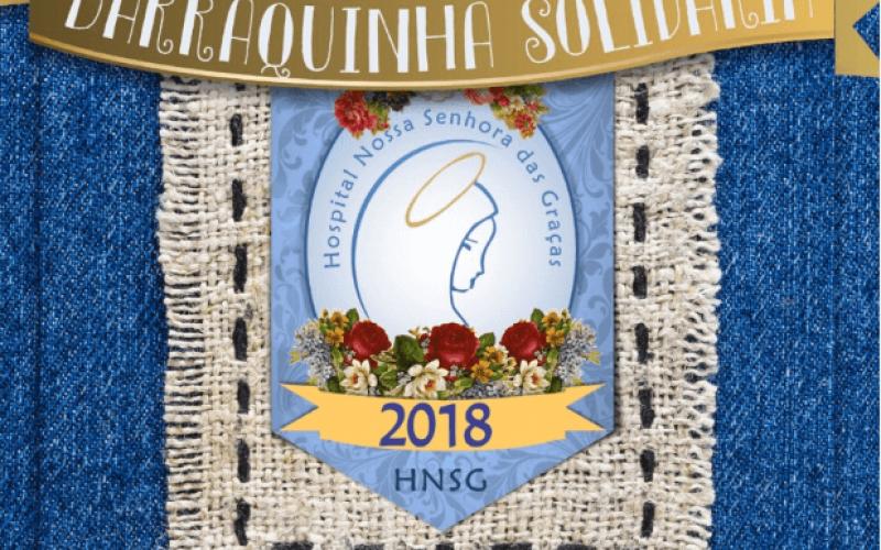 HNSG promove Barraquinha Solidária no início de junho