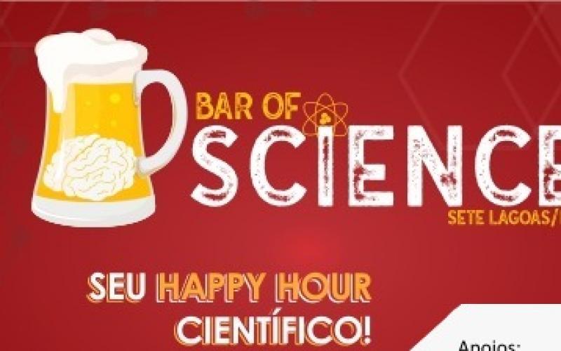 Evento leva ciência para o bar em Sete Lagoas