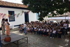 Abolição da Escravatura foi tema de debates e apresentações no Casarão