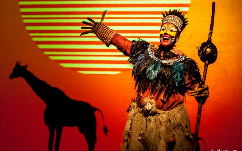 O Rei Leão: musical de maior sucesso da história se apresenta em Sete Lagoas