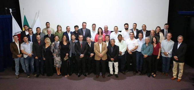 Bruno Violante toma posse como presidente da ACI Sete Lagoas