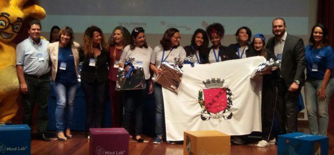 Estudantes da Vasco Damião se destacam em Olimpíada de Raciocínio