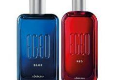 No Dia dos Namorados, Boticário apresenta os surpreendentes Egeo Red e Egeo Blue