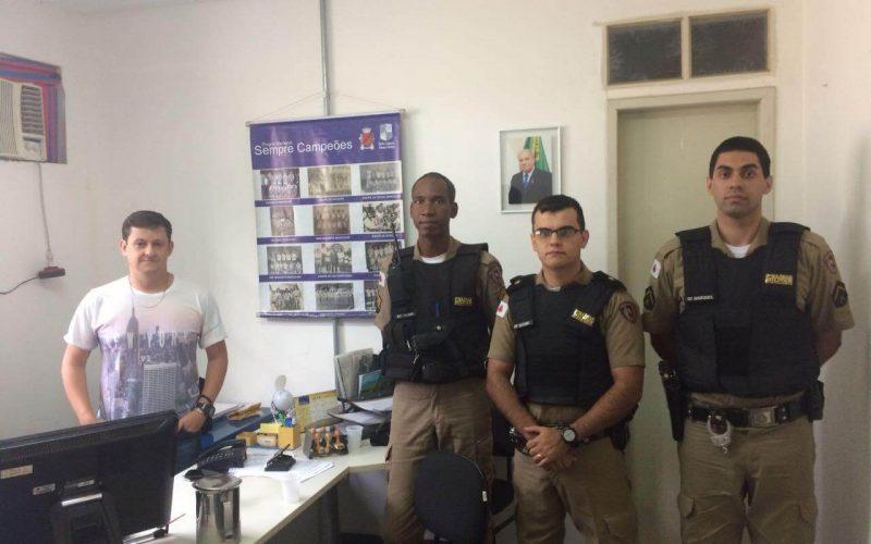 """Prefeitura de Sete Lagoas e Polícia Militar firmam parceria para resgatar o """"Bom de Bola, Bom de Escola"""""""