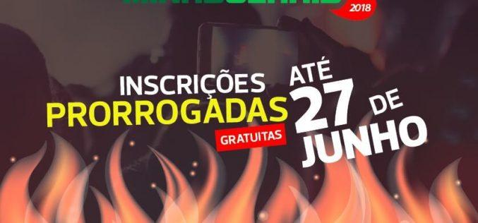 Prêmio de Música das Minas Gerais tem inscrições prorrogadas até dia 27 de junho