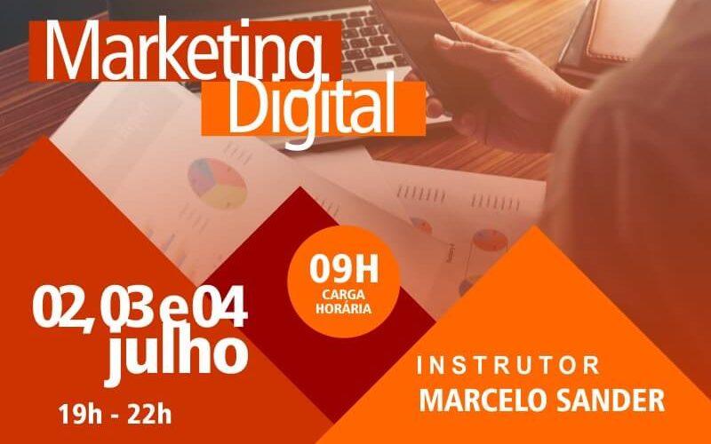 CDL promove Curso de Marketing Digital para Pequenos Negócios em Sete Lagoas