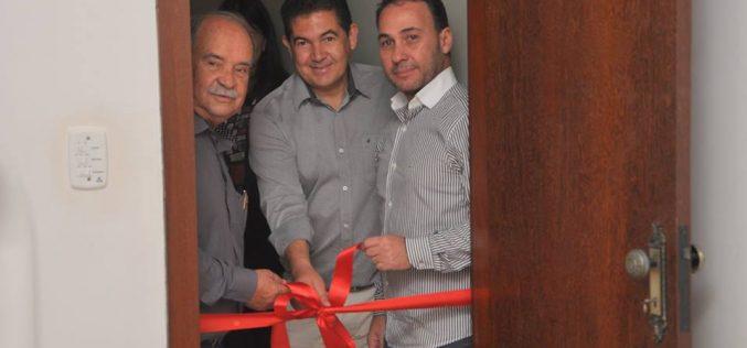 Prefeitura inaugura consultório odontológico no bairro Aeroporto