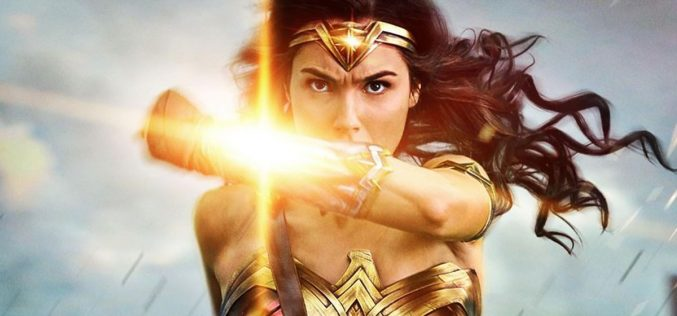 Vingadores- Guerra Infinita, The Walking Dead , Mulher Maravilha, e  a crítica de Oito Mulheres e um segredo