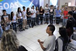 Vereadores do Parlamento Jovem se capacitam antes do início das sessões