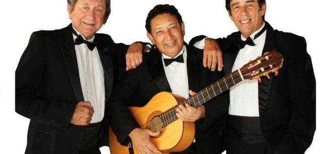Trio Irakitan apresenta sucessos do bolero e outros ritmos em Sete Lagoas
