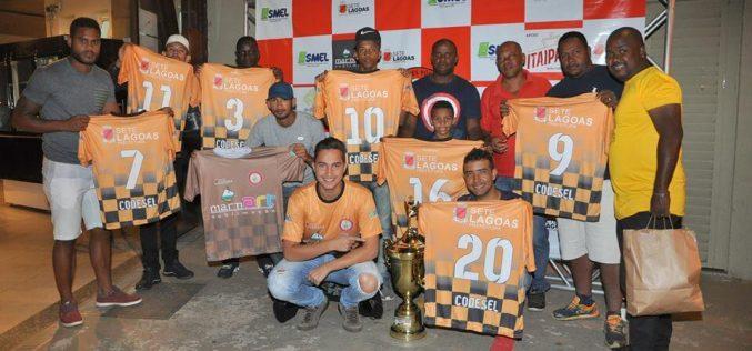 Arena do Jacaré também será palco da Copa do Servidor