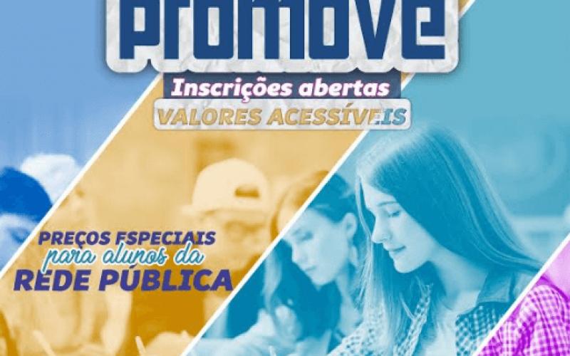 Colégio Promove lança curso preparatório para o Enem