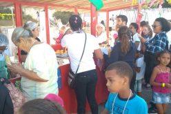 Secretaria Municipal de Assistência Socialpromove arraiá dos CRAS´s
