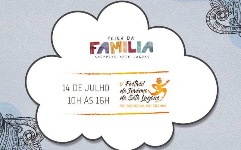 Feira da Família traz apresentação de samba para crianças