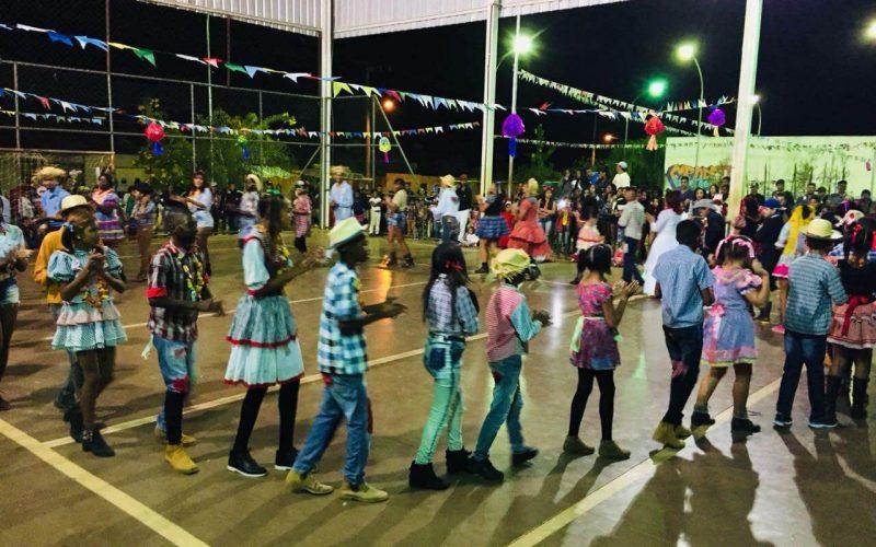 Festas Juninas do PELC envolveram centenas de participantes