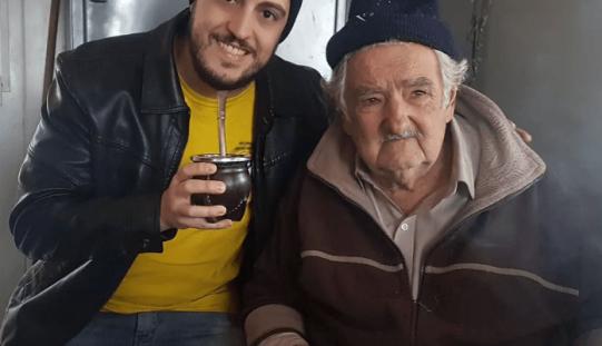 Marcante: O meu bate-papo com Pepe Mujica