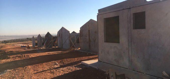 Sonho de 500 famílias começa a se materializar no bairro Cidade de Deus