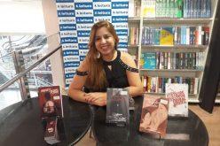 Entrevista  Poliana Nogueira: Escritora fala sobre a carreira e lançamento de novo livro